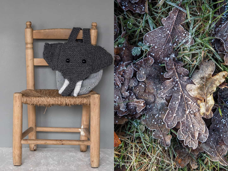 Kinderrucksack Elefant