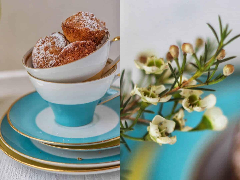 Blitzschnelle Mini-Muffins mit Nüssen