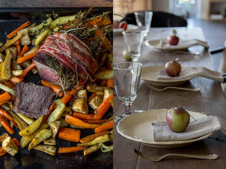 Heimgemachte Gästeküche: Herbstmenü