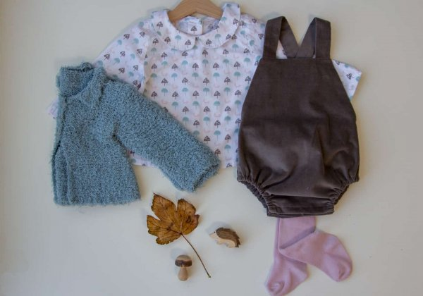 Kostenlose Nähanleitung für eine Baby Latzhose | heimgemacht - Blog