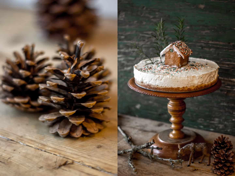 Einfache Torten: Unsere Wintertorte