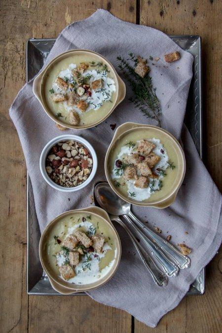 suppe in gläser einkochen