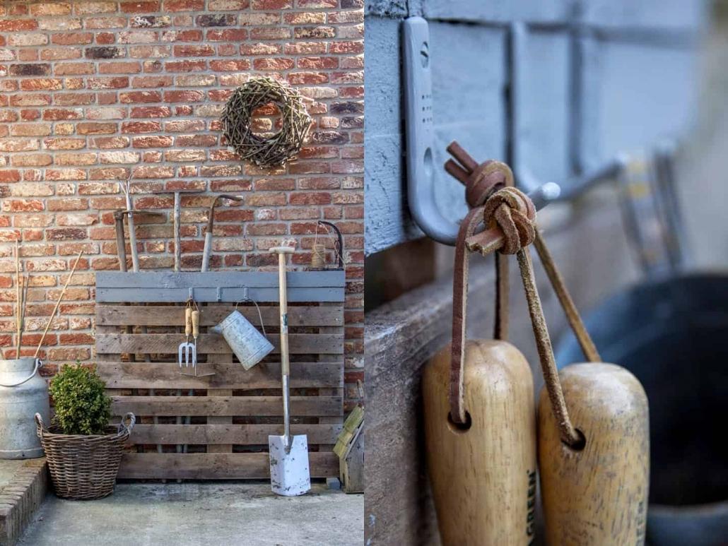 Paletten Diy Fur Gartengerate Heimgemacht Blog