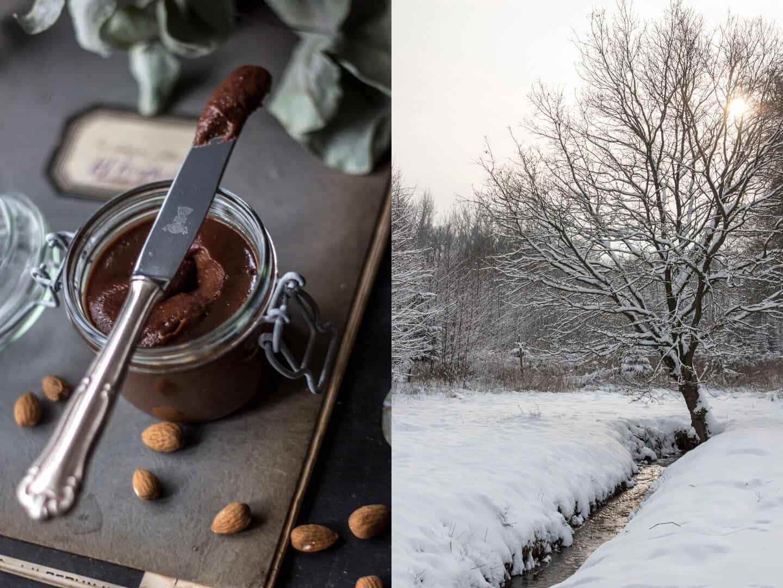 Nutella selber machen und große Winterfreuden
