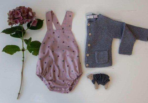 Bevorzugt Kostenlose Nähanleitung für eine Baby Latzhose › heimgemacht - Blog DZ27